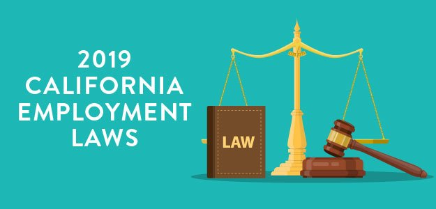 2019 California Employment Laws