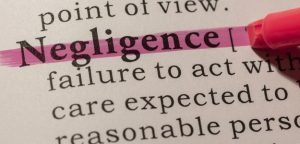 What Is Negligence from an Insurance Agency Perspective?