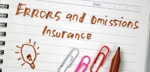 You need the protection of E&O insurance, but you should also avoid inconsistencies that lead to E&O problems.
