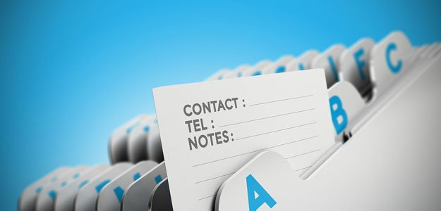 Know Your Contacts: Why Your Client Database Must Be Organized