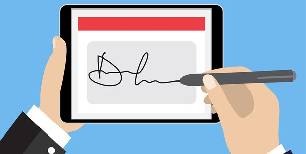 How Electronic Signatures Can Change Your Insurance Business