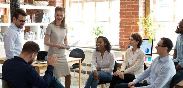 How Positive Management Techniques Improve Your Business