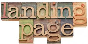 The Importance of a Landing Page