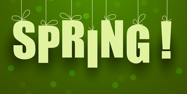Improve Your Blogging Efforts for the Spring Season